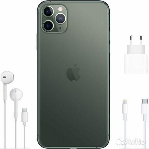 iPhone 11 pro Max green  купить 1