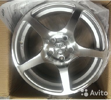 Литые диски VW Polo, Skoda Rapid, Skoda Fabia 89056546609 купить 1