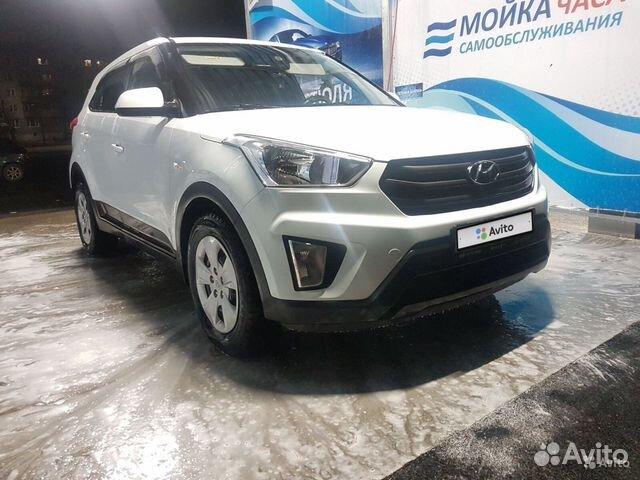 Hyundai Creta, 2017