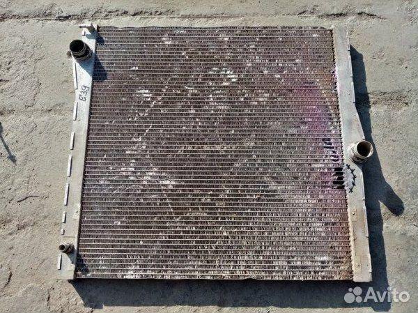89026196331 Радиатор основной Bmw X5 E70 4.8 2008