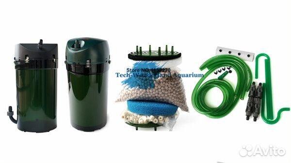 Eheim-2215050 внешний фильтр с бионаполнителем  89102109362 купить 1