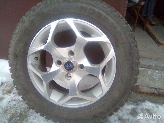 Комплект зимней резины (колеса)  купить 2
