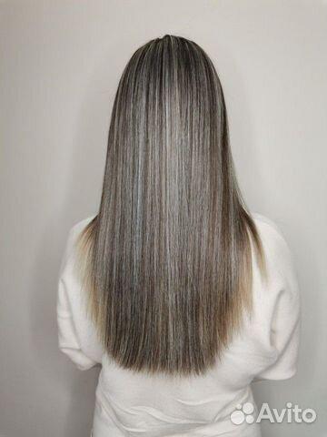 Кератиновое выпрямление волос, ботокс волос 89674481135 купить 1