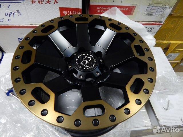Black Rhino Hard alloys LGS34 R17 6*139.7 ET 12 J9 89140053766 купить 1