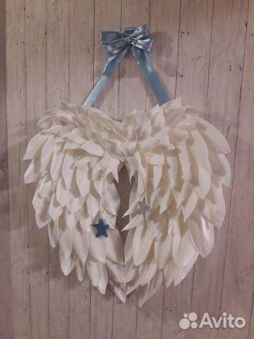Декор Крылья ангела 89807041039 купить 2