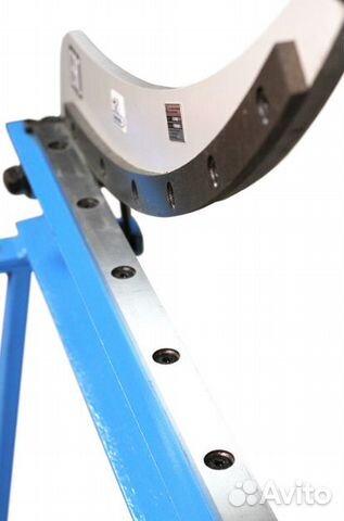 Гильотина ручная сабельного типа HS-800 Blacksmith купить 4