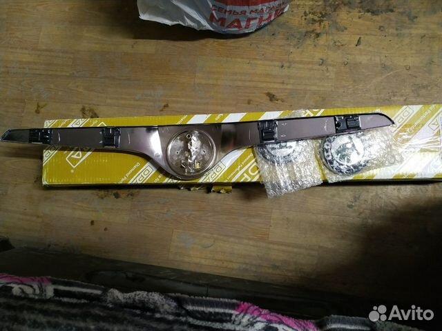 Накладка капота, накладка решетки радиатора  89022758386 купить 2