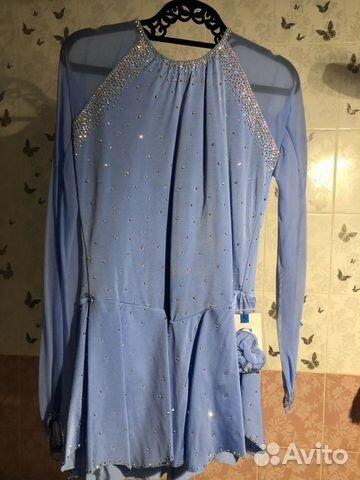 Платье для фигурного катания 89195547086 купить 1