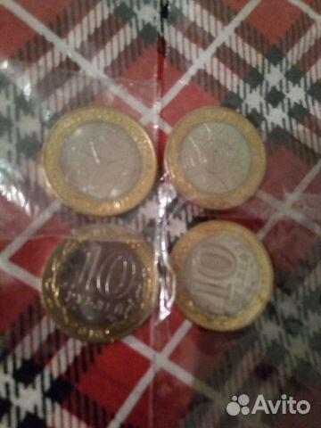 Юбилейные монеты десять рублей 89393039003 купить 3