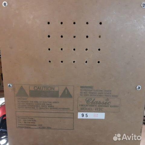 Ретро радиоприемник  89009915993 купить 4