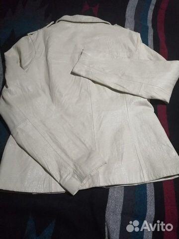 Пиджак, жакет натуральная кожа 89276265855 купить 3