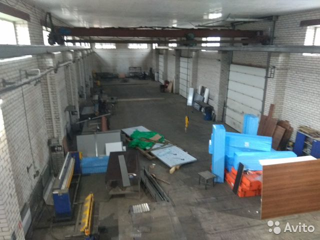 Производственное помещение, 680 м² купить 10