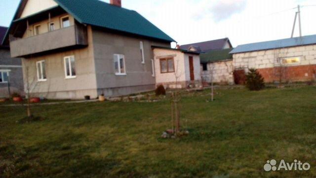 Дом 132 м² на участке 12 сот. 89003519540 купить 2