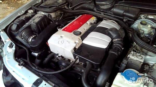 84732022776 Двигатель Mercedes Benz W208 CLK coupe 1997-2002