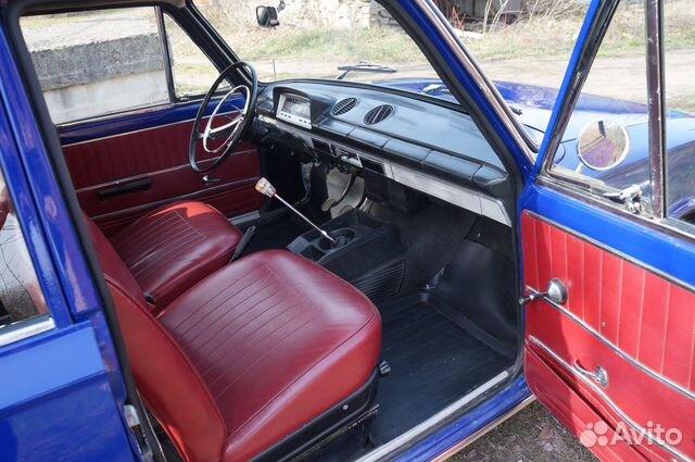 ВАЗ 2101, 1972