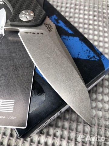Нож Zero Tolerance ZT 0770CF Assist 89283721536 купить 8