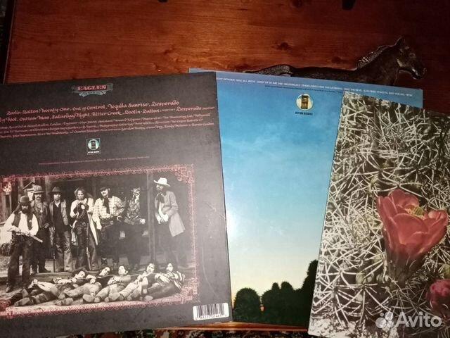 Винилоя пластинка eagles desperado 1973 LP eagle  89086152795 купить 3