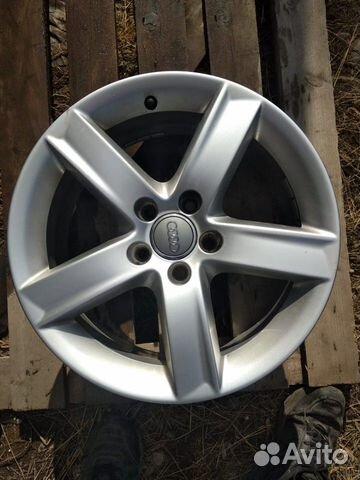 Диски Audi R17 original купить 3