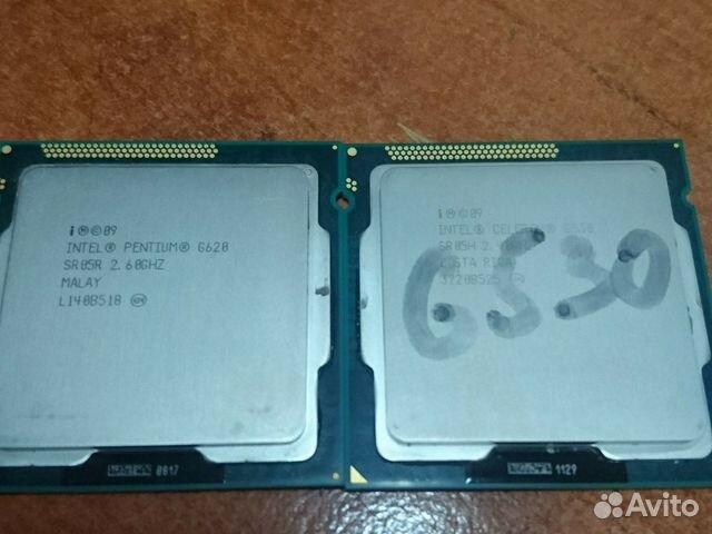 Процессоры G620, G530 купить 1