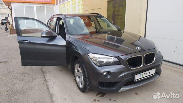 BMW X1, 2014 89692933571 купить 2