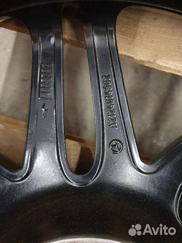 Колесо в сборе R19 Mercedes AMG оригинал