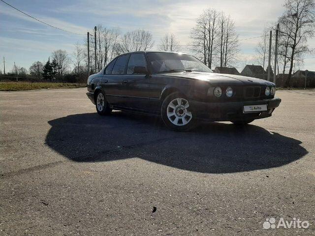 BMW 5 серия, 1993 89612452991 купить 8