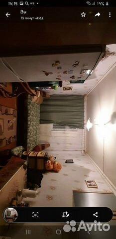 Комната 12 м² в 1-к, 2/2 эт.