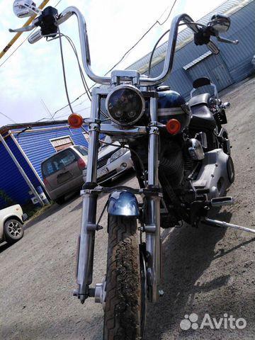 Harley-Davidson Softail Standart 89058528208 купить 4