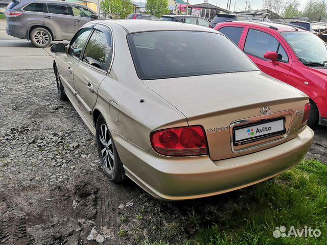 Hyundai Sonata, 2006 89822206526 купить 4