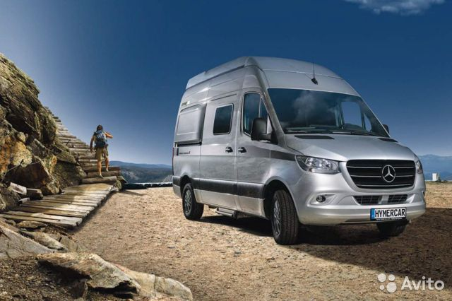 Компактный автодом Hymer Grand Canyon S привод 4Х4 89183304949 купить 10