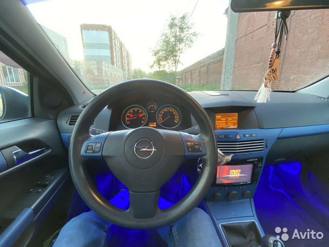 Opel Astra GTC, 2008 89605375857 купить 10