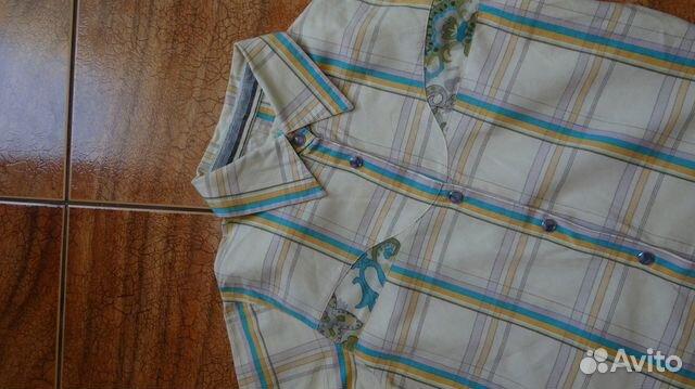 Фирменные рубашка и джинсы  89009302034 купить 1