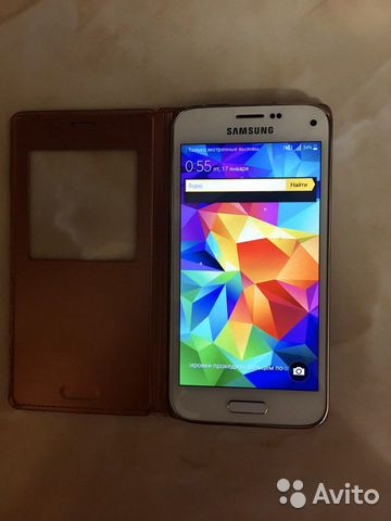 Телефон Samsung S5 mini 16gb