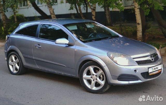 Opel Astra GTC, 2007  89625337853 купить 4