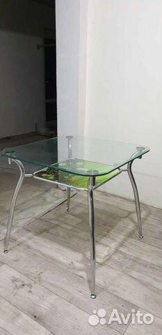 Стол стеклянный  89885764088 купить 1