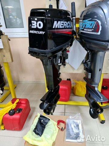 Мотор Mercury 30M (новые моторы с завода tohatsu)  83462447044 купить 5