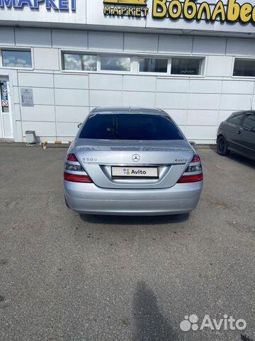 Mercedes-Benz S-класс, 2006  89587239519 купить 4