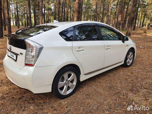 Toyota Prius, 2009  89144917377 купить 4