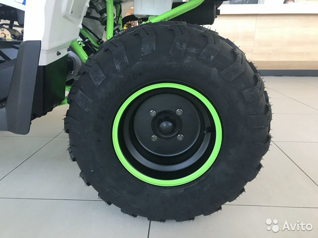 Квадроцикл rockot hammer-200  88792225000 купить 5