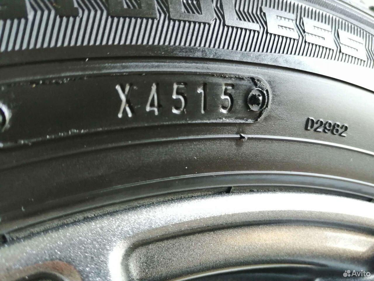 Комплект колес (№72) из Японии  89244146927 купить 8