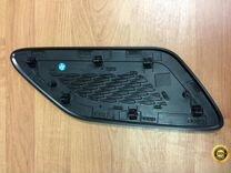 Жабра на капот Правая Range Rover Sport 2 Black