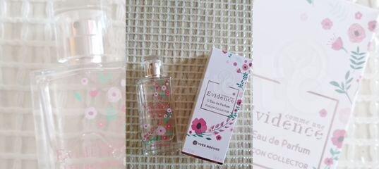 Yves Rocher Evidence Leau De Parfum купить в москве на Avito