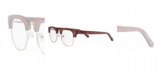 Очки с диоптриями в деревянной оправе, унисекс купить в Москве на Avito —  Объявления на сайте Авито 9068337c127