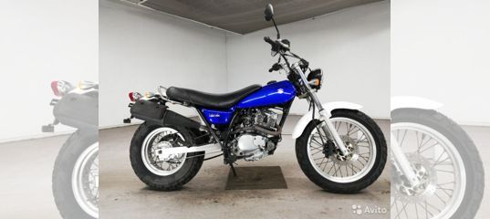 Мотоцикл Suzuki Van Van 200