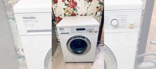 Стиральная машина Miele премиум 8 кг