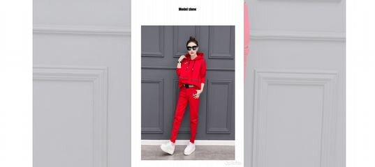 f2219cff3a0 Красный трикотажный костюм для кокетки купить в Москве на Avito — Объявления  на сайте Авито