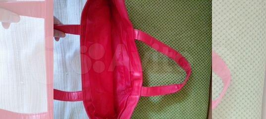 93f1a3017c71 Пляжная Плетеная сумка новая clarins купить в Москве на Avito — Объявления  на сайте Авито