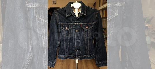 Куртка джинсовая Levis купить в Калининградской области   Личные вещи   Авито