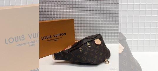 e6118ef34113 Сумка на пояс Louis Vuitton Bumbag LV Monogram купить в Москве на Avito —  Объявления на сайте Авито