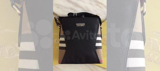 Сумки Burberry новые премиум купить в Москве на Avito — Объявления на сайте  Авито 2fd16938340